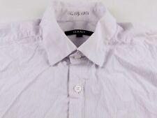 KL256 GANT light pink tattersall design shirt size L, hardly worn!