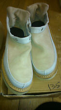GEORGE COX RARE VINTAGE ROCK 70 80  CREPE RUBBER CREEPERS UK 7 SHOE BOOT