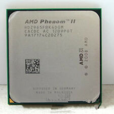 For AMD Phenom II X4 965 Processor(3.4GHz/6MB L3 Cache/Socket AM3)Quad-Core New