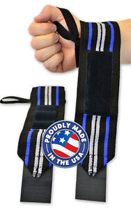Titan Titanium Wrist Wraps Wraps IPF Approved 12in, 20in, 24in, 30in, 36in