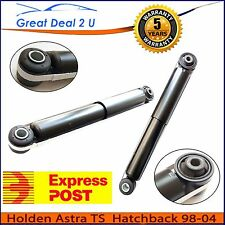 1 Pair for Holden Astra TS Sedan Hatch Wagon Brand rear Shock Absorbers 98-05