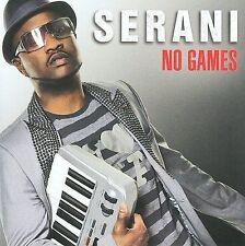 FREE US SHIP. on ANY 3+ CDs! NEW CD Serani: No Games
