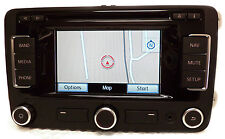 VW VOLKSWAGEN RNS-315 Navigation GPS AM FM SAT Radio Stereo AUX CD Player OEM