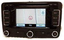 VW VOLKSWAGEN RNS-315 Navigation GPS AM FM SAT Radio Stereo AUX CD Player OEM