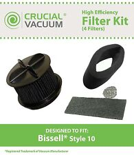 Replacement Bissell Style 10 Vacuum Filter Kit Part # 2032117