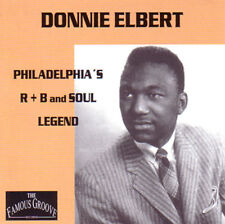 DONNIE ELBERT - Philadelphia's R&B and Soul Legend CD