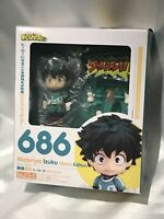 Nendoroid 686 My Hero Academia IZUKU MIDORIYA Hero's Edition Figure GSC NEW