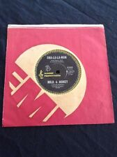 "MILK & HONEY SHA-LA-LA-MAN  DANCE  ( ABBA )  AUSTRALIA  45 7"" ALBERT PRODUCTIONS"