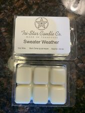 Sweater Weather Scented Wax Tarts/Melts - Handmade