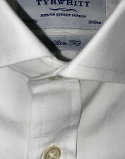 "Charles Tyrwhitt White Mens Shirt, Size 15.5"" Slim Fit"