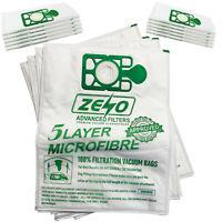 10 x BAGS FOR NUMATIC HENRY HETTY JAMES VACUUM CLEANER HOOVER BAGS HEPA-FLO