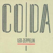 LED Zeppelin-Coda (Reissue) - CD NUOVO