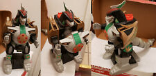 Mighty Morphin Power Rangers Imaginext Dragonzord WORKS LIGHTS UP NIFTY