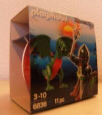 Playmobil Drachenkämpfer 6836 Neu & OVP Osterei Drache Ritterburg Burg Ritter