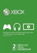 Microsoft XBOX Live Gold Card 48h 2 Day Invio Rapido Global Key Digital Download