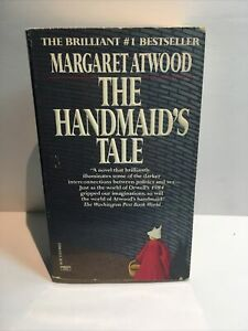 The Handmaid's Tale- Margaret Atwood (1986, Paperback)
