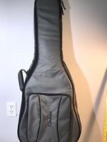 Cordoba Deluxe Padded Classical Guitar Gig Bag Back Pack & Side Handle