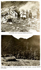 1923 First Account - ARUN RIVER GORGE - TIBET - Old Himalayan Trade Routes - 09