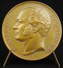 Médaille François-Antoine Habeneck à Mr Filoqie dit Fréville 1902 composer medal