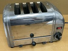 More details for dualit 40352 four slice toaster