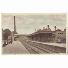 More details for stroud railway station, gloucestershire postcard