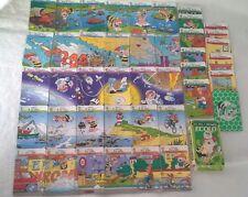 jeu de carte 7 familles écolo faisant puzzle