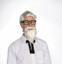 Forum Novelties Southern Colonel Wig & Beard Halloween Costume Accessory 71200