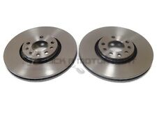 VAUXHALL VECTRA C /& SIGNUM 3.0 CDTI 3.2 02-08 314mm FRONT BRAKE DISCS AND PADS