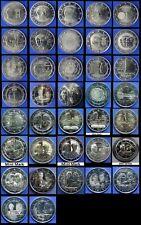LUXEMBURG - 2 EUROS Gedenkmünzen 2004 - 2021  ALLE JAHRE VERFÜGBAR - UNC