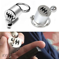 Keychain Ring Fob Creative Car 6Speed Gearbox Gear Shift Racing Tuning Collect S