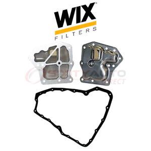 WIX Auto Transmission Filter Kit for 2002-2004 Infiniti I35 3.5L V6 - jo