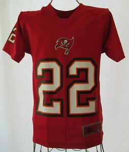 NFL Team Apparel Red Martin #22 Buccaneer Youth S (8)