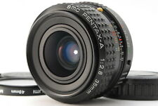 【EXC+++++】Pentax smc A 35mm f/2.8 Wide Angle Lens for K mount w/ Filter *2607