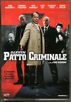 SLEVIN PATTO CRIMINALE (2006) un film di Paul McGuigan DVD EX NOLEGGIO MONDO H.E
