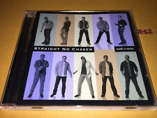 STRAIGHT NO CHASER cd WITH A TWIST hits TAINTED LOVE barry manilow over rainbow
