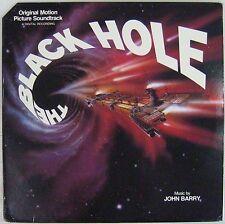 Le Trou Noir 33 tours John Barry 1979