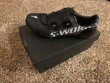 New! Specialized S-Works Recon 7 Xc Mountain Bicycle Shoes Black 44Eu / 10.6Us