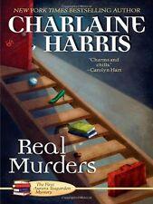 Real Murders (Aurora Teagarden Mysteries, Book 1) by Charlaine Harris
