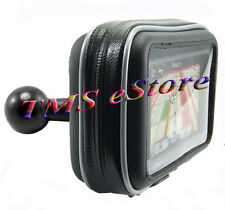 "GPS032/25MM Water Resistant Motorcycle Handlebar 1"" Mount Case for nuvi 4.3"" GPS"