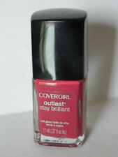 COVERGIRL OUTLAST STAY BRILLIANT NAIL GLOSS 265 LINGERING SPICE.