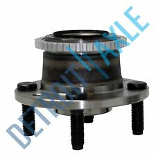 New REAR  Rear Disc Wheel Hub and Bearing for Escort MX-3 Protege Tracer ABS