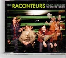 (FM371) The Raconteurs, Steady, As She Goes - 2006 CD