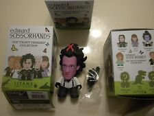 "Edward Scissorhands Titans ""I'm Not Finished"" Vinyl Figure EDWARD (PURPLE FACE)"