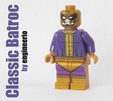 LEGO Custom - Batroc Classic -  Marvel Super heroes minifigures
