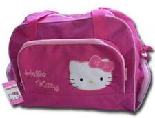HELLO KITTY Sporttasche Reisetasche Bag süss Tasche rosa NEU 40x27x22 cm.