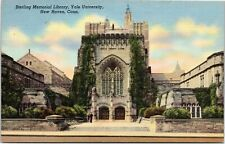 Sterling Memorial Library, Yale University, New Haven Connecticut