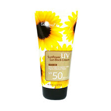 [SO LEAF] Sunflower UV Sun Block Cream - 70ml (SPF50 PA+++)
