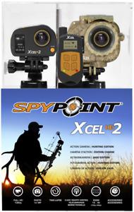 SPYPOINT XCEL HD2 - Hunting Camera Wireless Remote Camo w/ Accessories