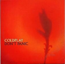 Coldplay Don't panic (2001; 2 tracks, cardsleeve) [Maxi-CD]