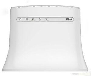 ZTE Router MF283+ Mobile Broadband 4G LTE 150Mbps SMA ANTENNA UNLOCKED Sim Slot